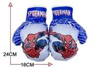 Kids Children Training MMA Spider Kick Boxing Bag Hanging Muay Thai Punching Sandbag Boxing Gloves