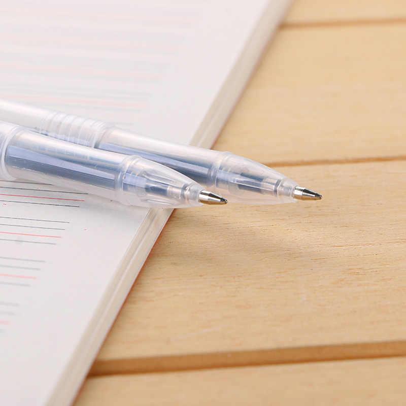 קסם היעלמות עט עם דיו בלתי נראה Kawaii הנעלם ג 'ל עטים לילדים כתיבה חמוד מכתבים ציוד לבית ספר משרד