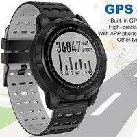 Gps часы, смарт монитор сердечного ритма, водонепроницаемые спортивные Смарт часы для мужчин и женщин, Bluetooth наушники для пробежек, фитнес Сма