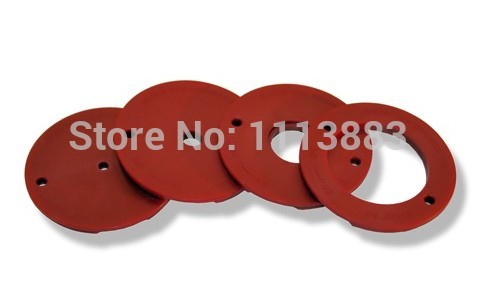 Conjunto Anel de inserção para o Roteador Placa de Inserção 3-5/8