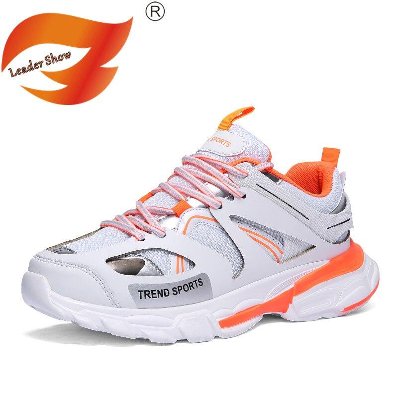 1d3caca46 Cómodos Zapatillas Aire Libre Negro Casuales Gran Hombres Al Líder Los Moda  blanco Zapat Tamaño La Mostrar Para Zapatos ...
