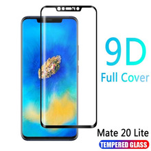 все цены на 9D Tempered Glass for Huawei P Smart z 2019 Glass Film on Mate 20 10 Pro Phone Screen Protector for Huawei Mate 20 10 Lite
