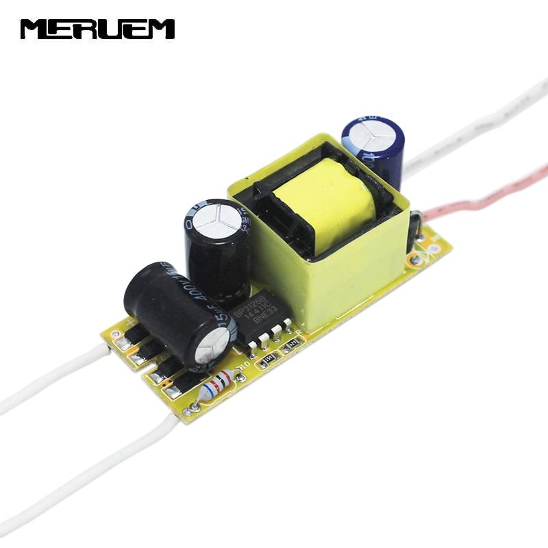 Doprava zdarma 6pcs / šarže Vstup AC85-265V pro E27 GU10 E14 13-21 * 1W LED ovladač 12W - 21W Zdroj napájení osvětlení Transformátory osvětlení