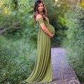 Adereços fotografia de maternidade vestidos de maternidade para sessão de fotos vestidos infantil vestido de grávida roupas mulheres dress noite gh381