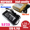 MDPOWER For LENOVO V580c Y330AS Y400N Y450G Notebook laptop power supply power AC adapter charger cord