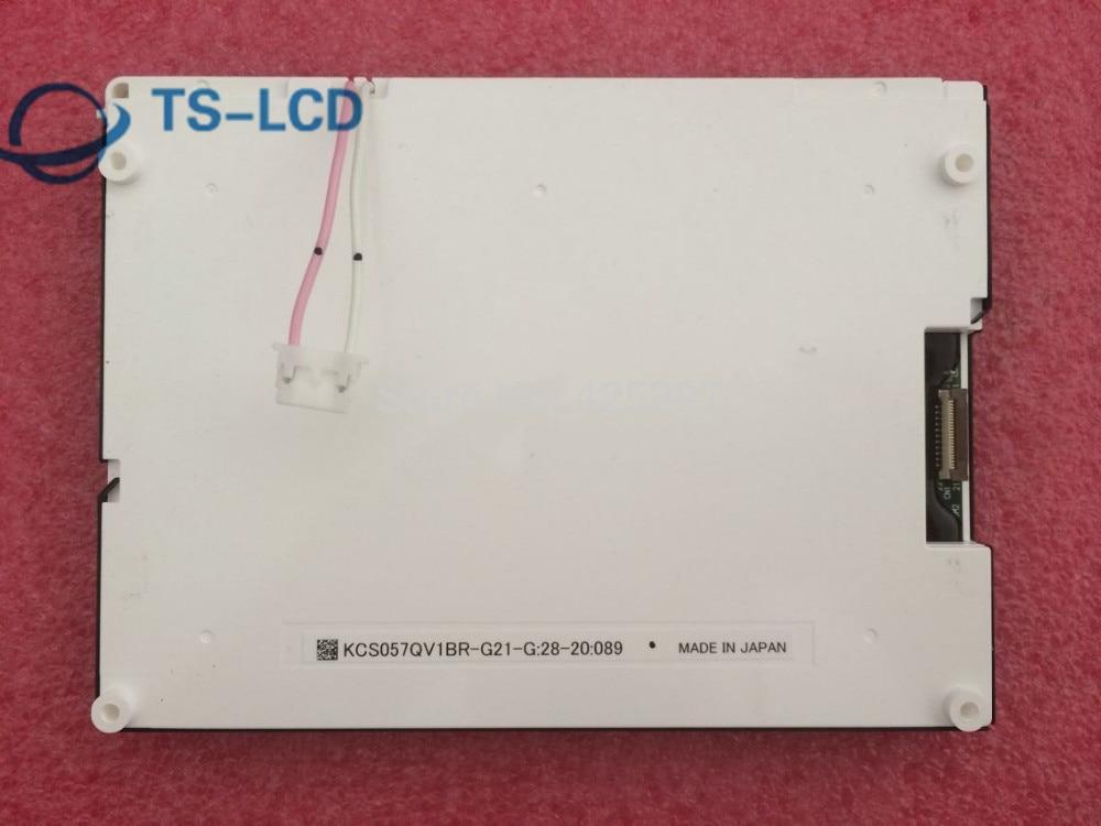 5.7 inch CSTN LCD Screen KCS057QV1BR-G21 KCS057QV1BR G21 for Kyocera Original A+ Grade 12 months warranty5.7 inch CSTN LCD Screen KCS057QV1BR-G21 KCS057QV1BR G21 for Kyocera Original A+ Grade 12 months warranty