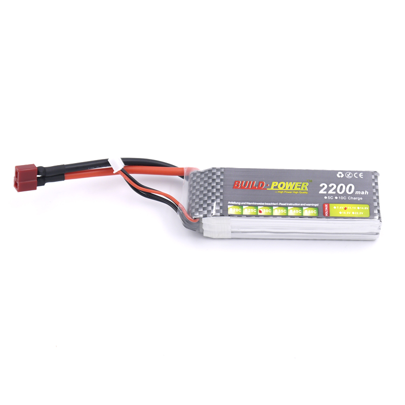 LiPo Battery 3S lipo battery 11.1v 2200mAh 30C rc helicopter rc car rc boat quadcopter remote control toys Li-Polymer battey xxl a grade 4s lipo battery 14 8v 5200mah 30c helicopter rc car quadcopter remote control toys li polymer battey rc parts