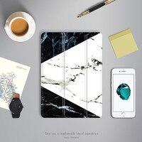 For Ipad Mini Case GOLP Marble Pattern PU Leather Smart Cover For IPad Mini 2 Mini