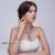 Conjuntos de jóias Para As Mulheres Belas Imitação de Cristal Colar Set Beads Africanos Brincos de Pingente Banhado A Ouro de Casamento Acessórios Vestido