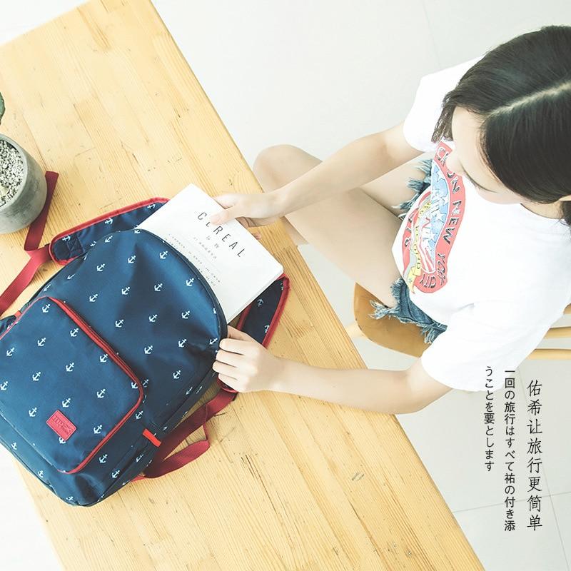 Перилла бренда небольшой рюкзак дорожная сумка унисекс школьная сумка для подростков студенты рюкзаки рюкзак Bookbags Прохладный городской рю...