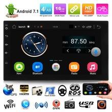 Vodool 7IN Сенсорный экран автомобиля MP5 hd-плеер Поддержка DVR Bluetooth Android авто стерео аудио плееров FM радио GPS навигатор