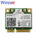 Новый Intel Dual Band Wireless-AC 7260 ac7260 7260HMW 7260AC 802.11ac MINI PCI-E 2.4 Г/5 Г Dual Band 2x2 WiFi Карты + Bluetooth 4.0