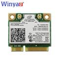 Nueva intel banda dual inalámbrico-ac 7260 ac7260 7260hmw 7260ac 802.11ac MINI PCI-E 2.4G/5G Dual Band 2x2 Tarjeta WiFi + Bluetooth 4.0