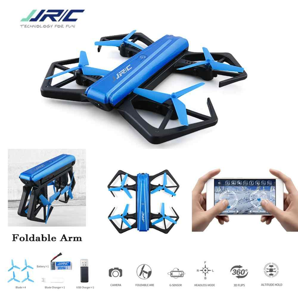 JJR/C H43WH WIFI FPV 720P HD Camera Dron Self-timer Quadcopter Foldable G-sensor Mini RC Selfie Drone Quadcopter