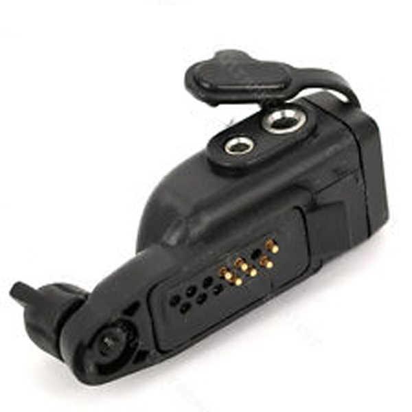5 xAudio адаптер для наушников для адаптера переменного тока connectorfor Motorola GP328 плюс GP338plus GP328 + GP344 GP388 GP644 EX500 EX560XLS EX600 радио