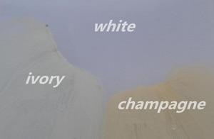 Image 5 - Свадебная фата, свадебный аксессуар цвета шампанского, белого, слоновой кости, длина 3 м