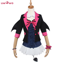 Nozomi Tojo Cosplay Lovelive Love Live Anime Unawakened Unidolized Devil Koakuma Uwowo Demon Costume