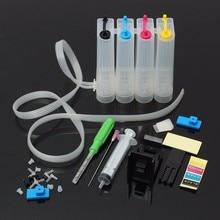 Ciss Ink Kits For HP 302 XL Deskjet 2130 1112 3630 3632 Officejet 4650 4652 4655 ENVY 4516 4520 Printer