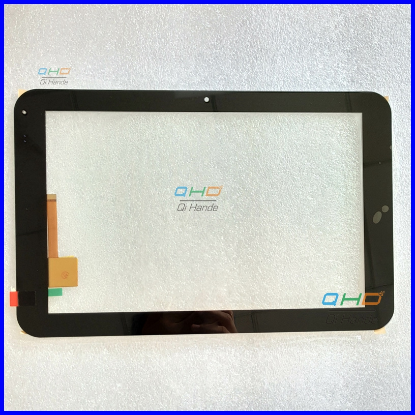 New replacement Capacitive touch screen touch panel digitizer sensor For 10.1'' inch Tablet UB-15MS10 Free Shipping black new for capacitive touch screen digitizer panel glass sensor 101056 07a v1 replacement 10 1 inch tablet free shipping