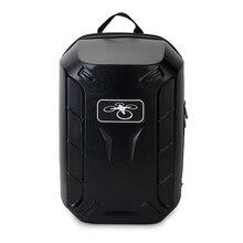 2016 New Arrival Black Golden Carbon 3 Colors Backpack Hardshell Case Bag Turtle Shell Waterproof For Phantom 3