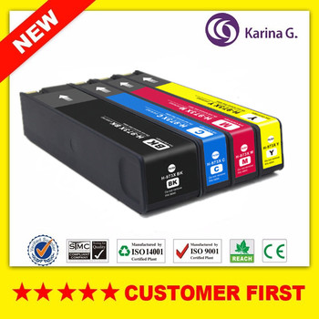 Compatible ink cartridge Replacement For HP973 HP973X  for Pagewide pro 452dn/dw/477dn/dw/552dw/577dw/z Managed P55250dw etc.