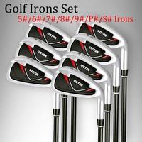 PGM Victor Series Golf Club Golf Irons Set 5#/6#/7#/8#/9#/P#/S# Irons for Men & Women