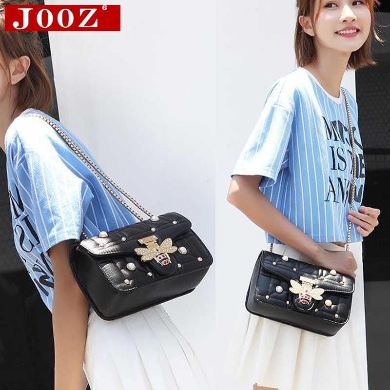 2019 bolsos de diseñador para mujer, bolso de hombro, correa de cadena, bolsos de cuero para mujer, bolso de mensajero para mujer, bolso de mano con hebilla de abeja