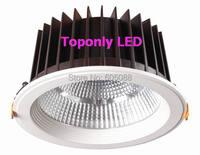 2014 Retrofit 8 Round 35w Epistar LED COB Downlights IVAR Recessed Led Ceiling Down Light Energy