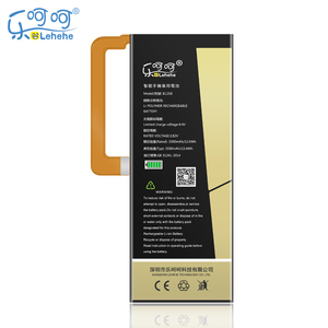 Новый оригинальный LEHEHE аккумулятор BL268 для Lenovo ZUK Z2 3500mAh мобильный телефон замена высокое качество батарея с инструментами подарки
