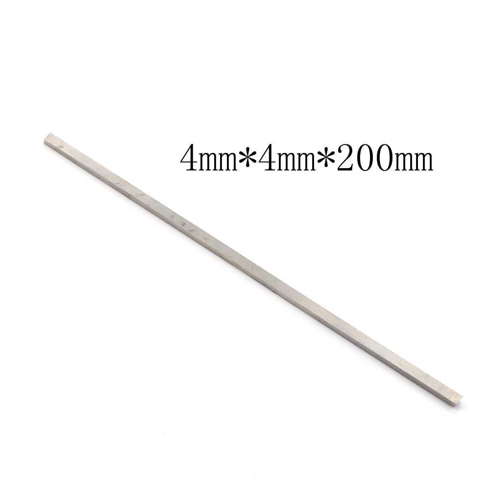 HSS 200mm x 12mm x 4mm Rectangle Lathe Tool Bit Boring Bar Fly Cutter