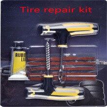 10pcs/lot  Car tire repair kit emergency rapid manual artifact car tool connector