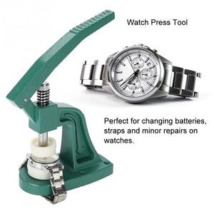 Image 2 - クリスタル · ウォッチプレスツール腕時計バックケースカバープレスダイスとプロの時計修復ツール時計屋
