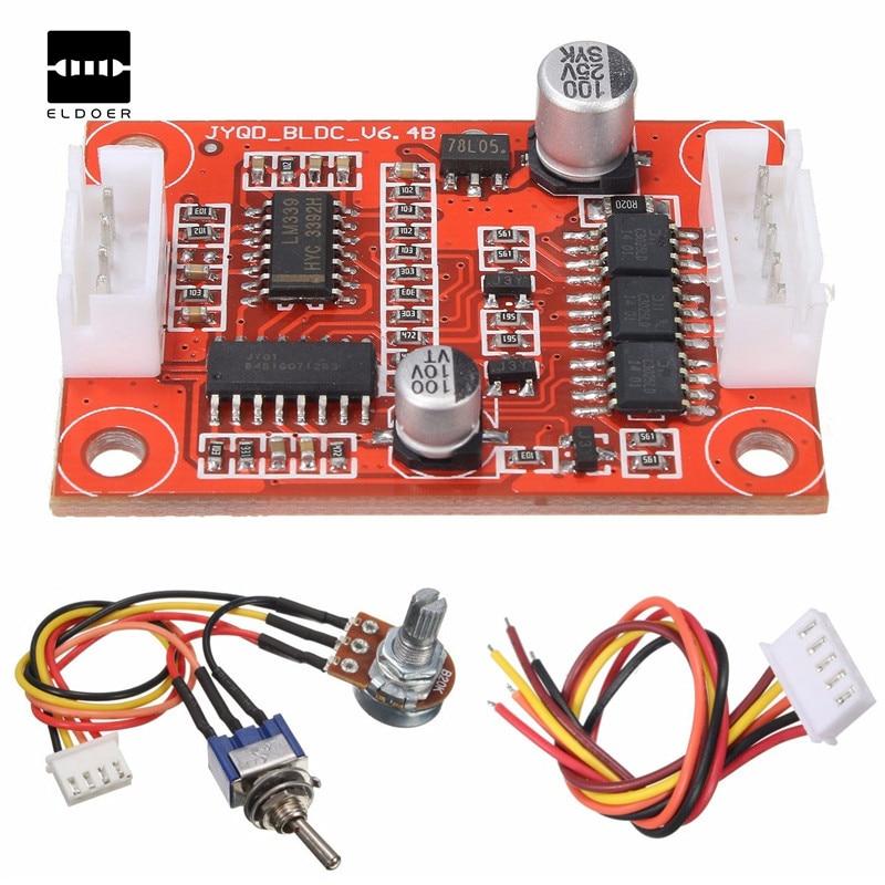Dc 7 5v 18v 30w Brushless Motor Driver Controller Board