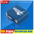 Octoplus Box Full Set for Samsung For LG+Medusa JTAG Activation (Package With 27pcs cable set) added for samsung N900A&N900T