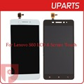 For Lenovo S60 LCD Display+Touch Screen Original Digitizer Glass Panel For Lenovo 5.0 Inch Phone Free Shipping+Tracking Code