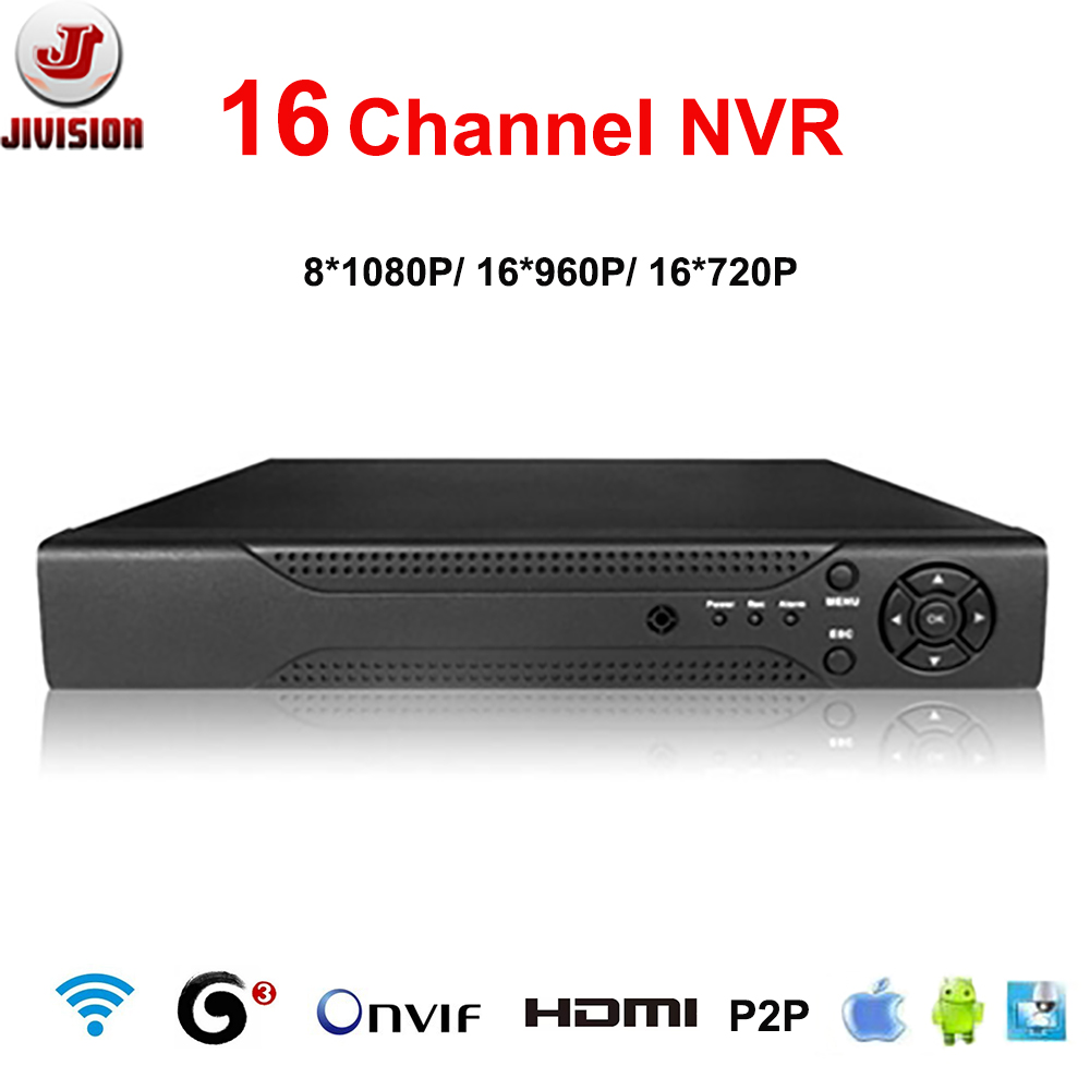buy onvif 16 channel nvr p2p cloud 16ch 960p 16ch 720p 8ch 1080p network video. Black Bedroom Furniture Sets. Home Design Ideas