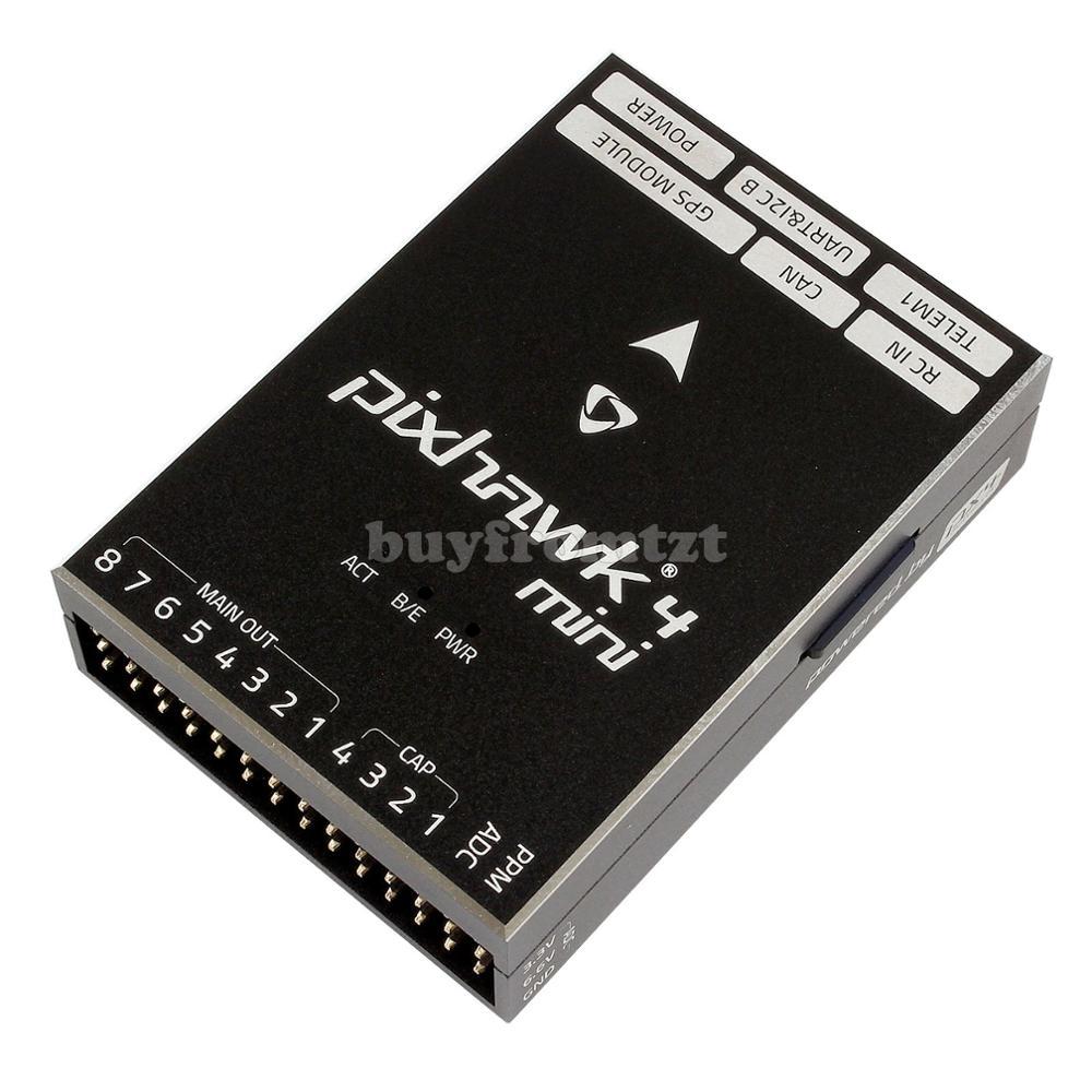 Pixhawk 4 Mini & GPS & PM06 V2 Versão Placa de Gerenciamento de Energia do Controlador de Vôo com GPS