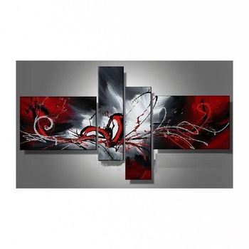 NEW 100% hand painted oil painting Home decoration  high quality abstract painting pictures  160304