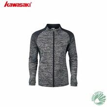 Новинка, одежда для мужчин и женщин Kawasaki, одежда для бадминтона, Джерси, термо свойства, спортивная одежда, JK-S1803, JK-S2803 одежда для бадминтона