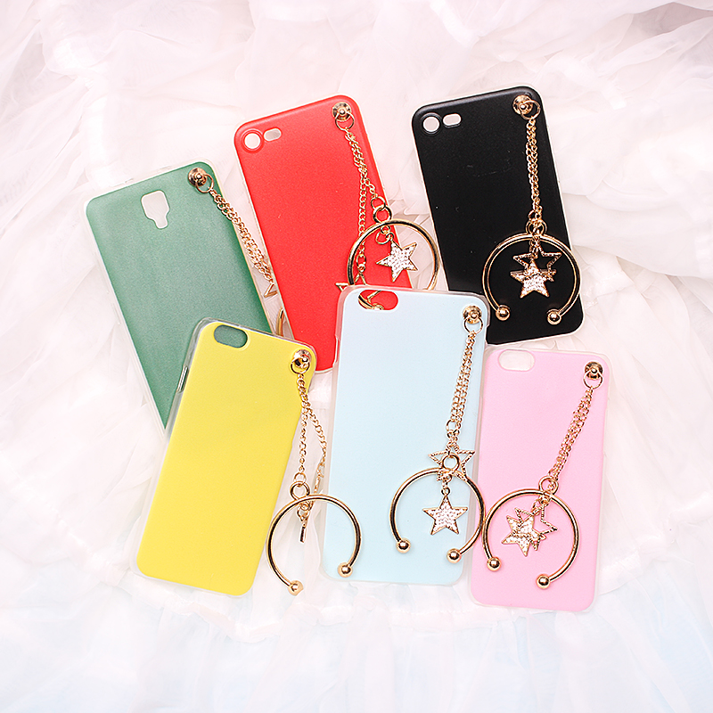 For Wileyfox Spark Storm Swift 2 Plus Star Pendant Mobile Phone Case Funda Cover Bag Housing Shell Skin Mask Shipping Free