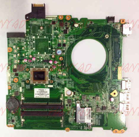 766713-501 766713-001 For HP 15Z-P 15P laptop motherboard DAY23AMB6F0 A8 cpu