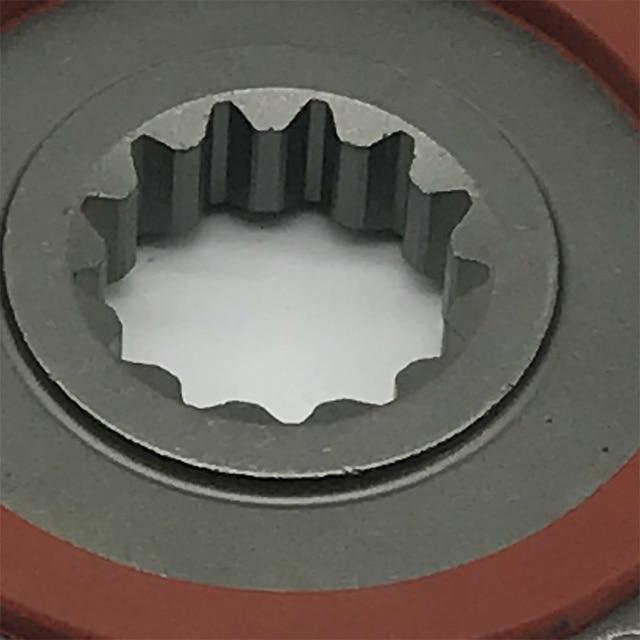 Corona pequeña 15 dientes piñón para Benelli TRK 502 BJ300 TNT300 BN302 BJ500 BJ600 TNT600