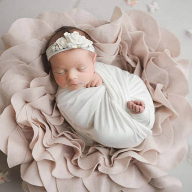 7e250d718092f US $3.68 30% OFF|Baby Newborn Photography Props Baby Costume Outfit Photos  Wrap Girl Kids Hammock-in Receiving Blankets from Mother & Kids on ...