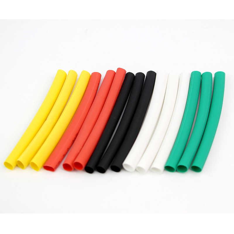 1 mètre/lot thermorétractable tube 2:1 tube rétractable assorti 3.5mm câble manchon taille de fil 1mm-12mm kit de haute qualité