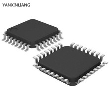 10pcs/lot ATMEGA8-16AU ATMEGA8 ATMEL TQFP-32 100% NEW free shipping 10pcs atmega8 16au in stock