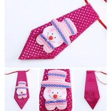 Женские рождественские вечерние регулируемые детские игрушки Груминг галстук-бабочка одежда 1035#1