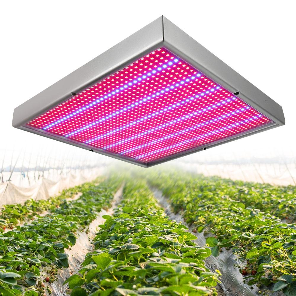 120W a mené le spectre complet de lumière de panneau de croissance 1365 Led pour la tente de croissance plantes de serre d'intérieur fleur hydroponique et lumière Led pour aquarium