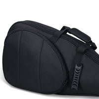Electric Guitar Bass Folk Bag Waterproof Thicken 10 mm Case Backpack Bass Accessories Parts Carry Gig Oxford Cloth