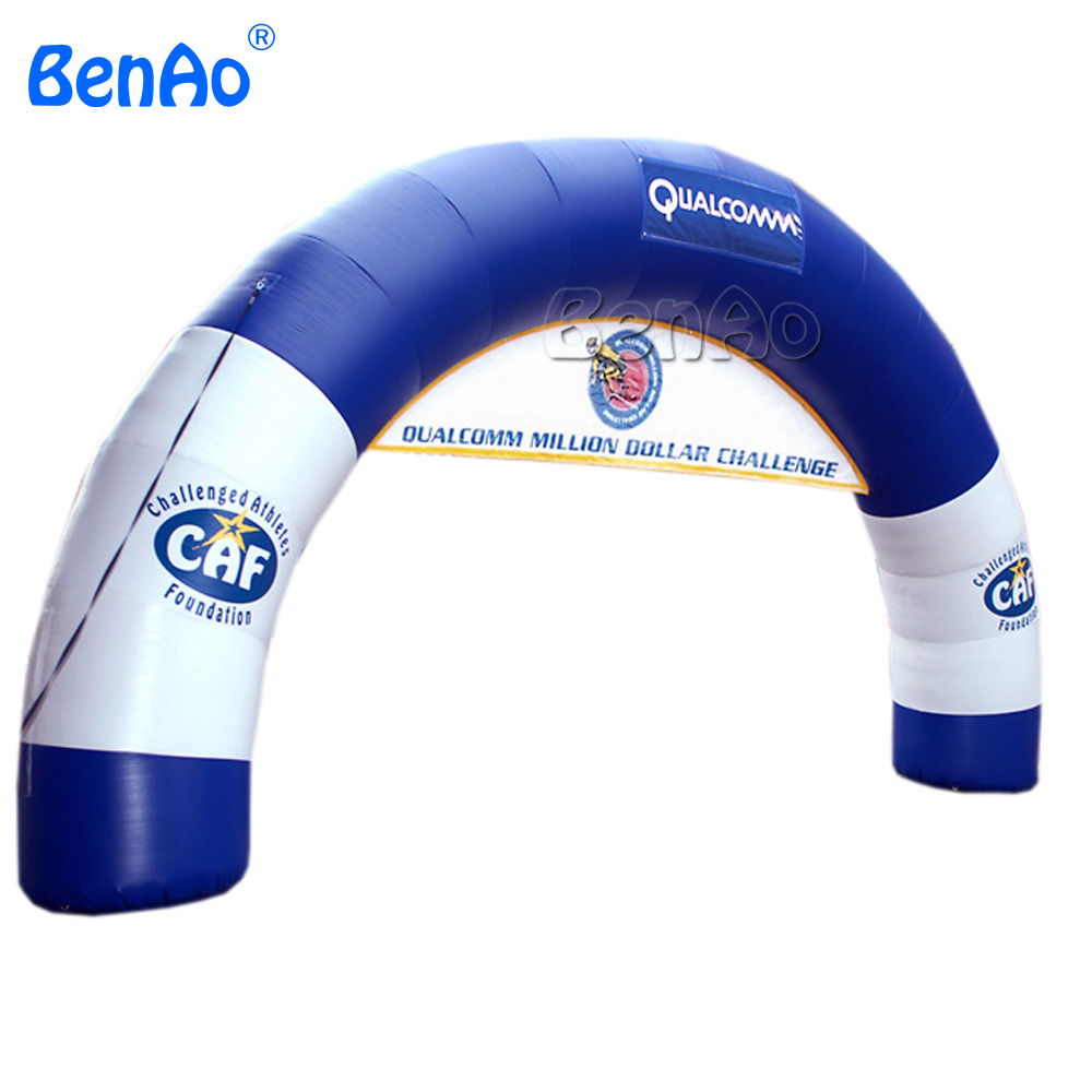 R027  Customized arch logo arch,inflatable arch balloon,infaltable archwayR027  Customized arch logo arch,inflatable arch balloon,infaltable archway
