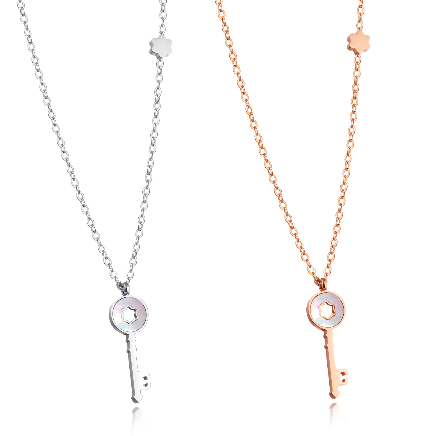 Fashion Jewelry Female Link Chain Accessories Trendy Charm